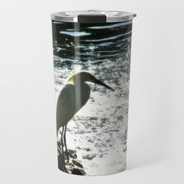 The Egret Travel Mug
