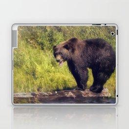 Alaskan Brown Bear Laptop & iPad Skin