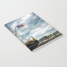 The Last Ship Notebook
