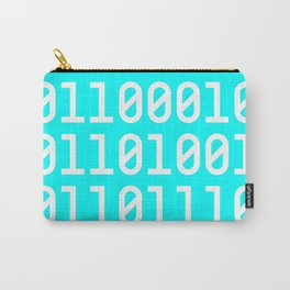 Nonbinary Carry-All Pouch