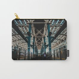 Coney Island Pier Subway Station 2 Carry-All Pouch