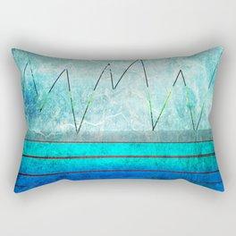 Urban vibe  Rectangular Pillow