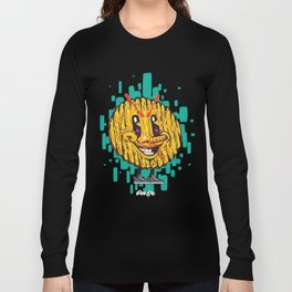 NAUGHTY SALTED CHIPS Long Sleeve T-shirt