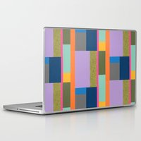 bauhaus Laptop & iPad Skins featuring Bauhaus Revisited by Liz Nehdi
