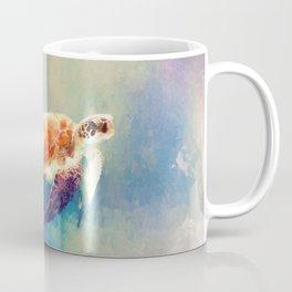 Sea Turtle Painting Coffee Mug