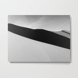 Great Sand Dunes abstract 01 Metal Print