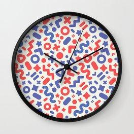 Phosphene Wall Clock