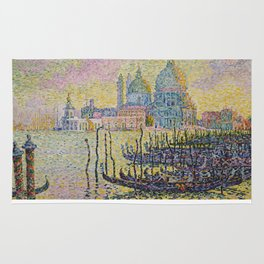 Grand Canal (Venice) - Paul Signac Rug