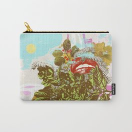 LEAF MAKEUP Carry-All Pouch