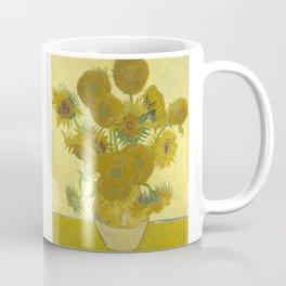 Sunflowers (Vincent Van Gogh series) Coffee Mug