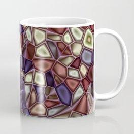Fractal Gems 01 - Fall Vibrant Coffee Mug