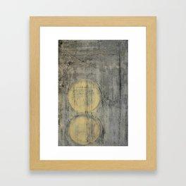 Picked Framed Art Print