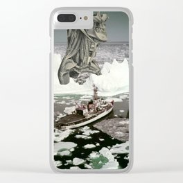 Voyage of the Damned Clear iPhone Case