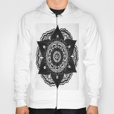 Flower Mandala Number 2 Hoody