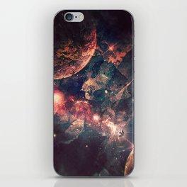 kyllyr wyng iPhone Skin