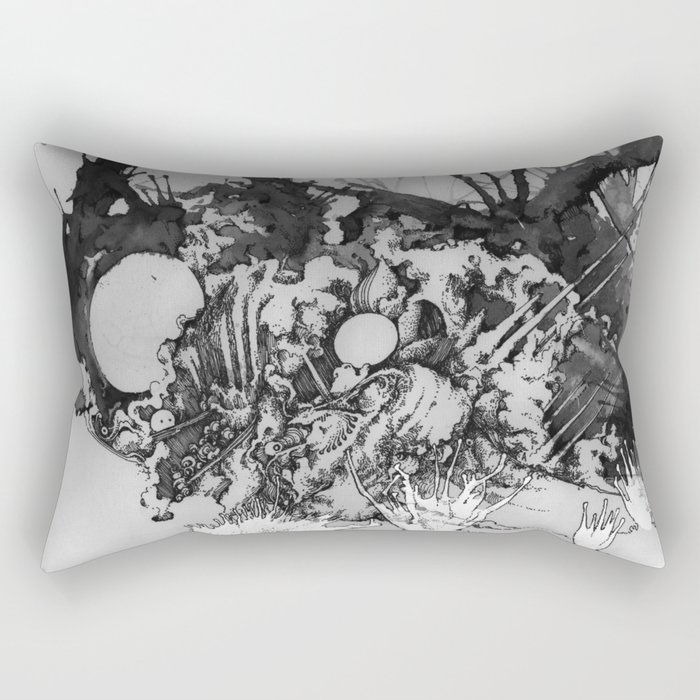 boop Rectangular Pillow