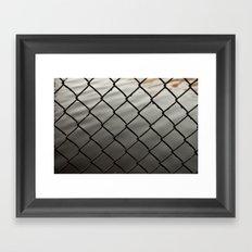Watergate Framed Art Print