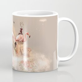 Flamingo land Coffee Mug