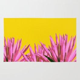 Pop art agave Rug