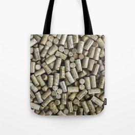 Wine Corks Tote Bag