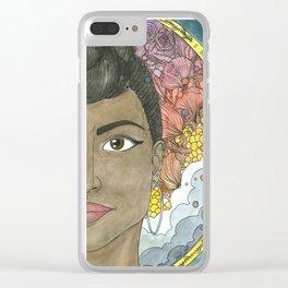 Claudia Clear iPhone Case