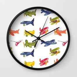 Skavsta Airport Wall Clock