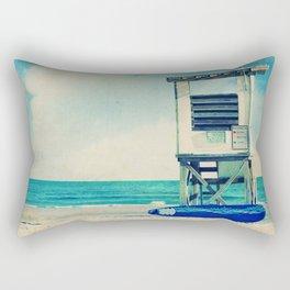 In the Summertime Rectangular Pillow