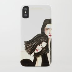 Girls iPhone X Slim Case
