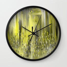 The Dictator - Abstract Wall Clock