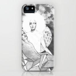 apollo & hyakinthos iPhone Case