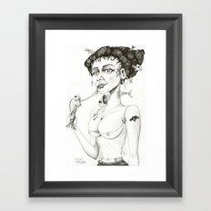 010312 Framed Art Print