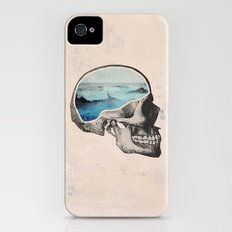 Brain Waves iPhone (4, 4s) Slim Case
