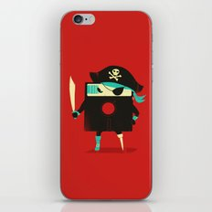 Software Pirate iPhone Skin