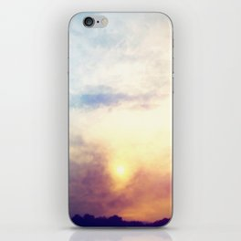 Before the storm, iPhone Skin