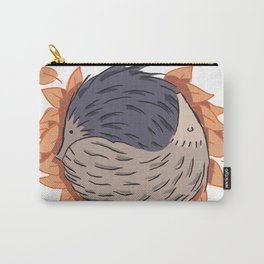 Hedgehog Yin Yang Carry-All Pouch