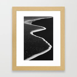 Tide 2 Framed Art Print