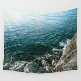 Look Down Wall Tapestry