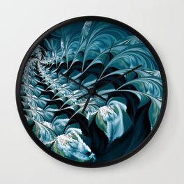 From Beneath to Beyond Wall Clock