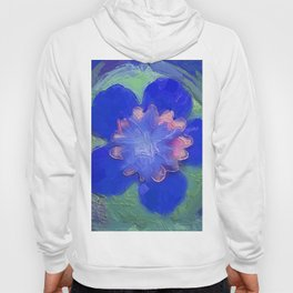 Flower Abstract 7 Hoody