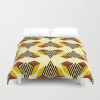 diamond Duvet Covers featuring Diamond by DLKG Design