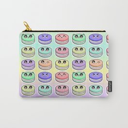 Kawaii macaroons Carry-All Pouch