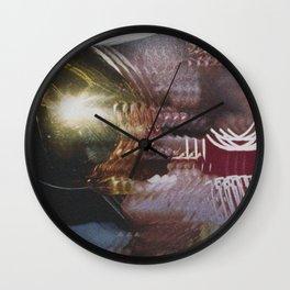 dimetiltriptamina Wall Clock