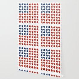 American Football Flag Wallpaper