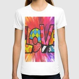 Exploding Love T-shirt