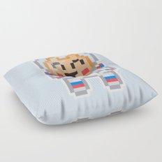 8Bit Astrobear Floor Pillow