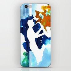 Sax Machine iPhone & iPod Skin