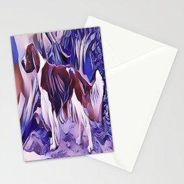 Welsh Springer Spaniel Stationery Cards