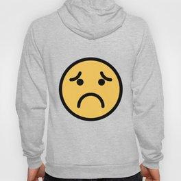 Smiley Face   Super Sad Hoody