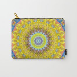 Mandala sun 2 Carry-All Pouch