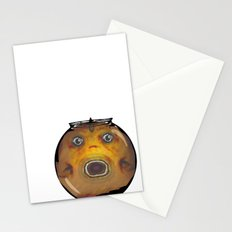 Fat Fish, Little Bowl Stationery Cards